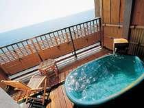 ■絶景露天風呂付客室