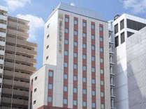 ■ホテル外観(国分寺駅南口徒歩1分、駅ビル隣接)2014年3月7日全館リニューアルいたしました。
