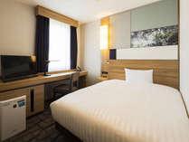 シングル■・部屋広さ…16㎡・宿泊人数…1~2名・ベッド幅…140cm