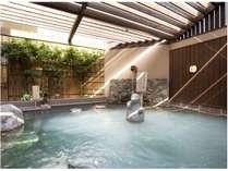 新設の「白狐の湯」~湯田温泉初の家族カップルが対面できるふれあいゾーンで楽しい思い出作りませんか~