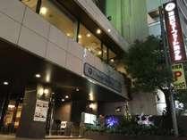 浦安ビューフォートホテル入口です。