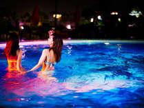 大人の夜の夏遊びには最高のリゾート空間ナイトプール「THE WATER TERRACE」