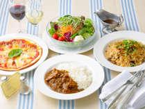 ルームサービス軽食(イメージ)