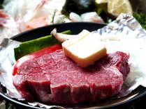 ♪♪満載♪♪新鮮海鮮料理に 《 アワビ 》 & 《 和牛ステーキ 》 も!(1泊2食付)