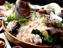 ♪お得に♪島の海の幸~もりだくさん!海鮮料理 (1泊2食付)