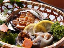 ♪贅沢に~♪ 《 アワビ 》 &舟盛り&海鮮料理♪食べつくし!(1泊2食付)