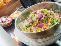 JAS有機野菜サラダをたくさんお召し上がりください♪