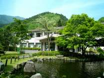 【OPEN記念特別プラン】最大1000円OFF!癒される大自然と質の良い天然温泉を満喫!2食付