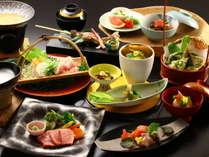 ■「贅沢ご飯」ご夕食一例(春)