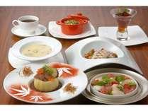 【開業20周年記念】【響宴】カフェ&ダイニング アゼリア夕食(イメージ)