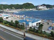 お子様歓迎☆ 夏休みの家族旅行♪ 夏だ!海だ! 内浦ビーチまで車で3分☆ 海水浴プラン