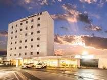 ビジネスホテル空港(外観)