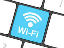 「全客室Wi-Fi&LAN接続無料」