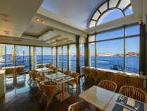【ピア21】-海鮮びすとろ- 海に浮かぶレストラン。新鮮なシーフードをカジュアル・フレンチスタイルで。