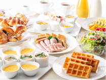 【朝食】ルームサービス プラン限定メニュー