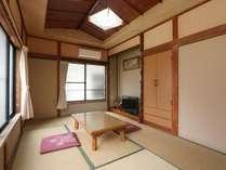 6~7.5畳◆昔ながらの趣ある畳のお部屋
