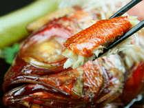 金目鯛姿煮イメージ◆ふわふわの食感と半右衛門秘伝の煮汁で美味しさを引き出してます