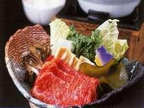 【八番館お部屋食】季節の素材を揃えたお部屋食料理例