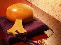 【貸切風呂】福満宝尽くし『吉祥 打ち出の小槌の湯』◆振れば願いが叶うといわれる打ち出の小槌