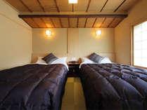 ◆八番館ベッド付き和室