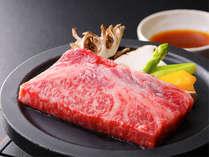【八番館お部屋食】とちぎ和牛の陶板焼きイメージ