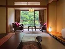 ◆秀峰館11階禁煙眺望和室※一例