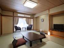 ◆秀峰館[禁煙]11階眺望和室(一例)