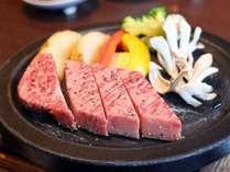 【とちぎ和牛の陶板焼き付プラン】特選一品+旬の会席料理 /扇コースの豪華夕食♪