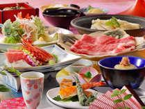 ◆和彩工房会席料理(一例)