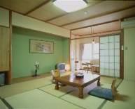 別館の和室10畳タイプ、当館のスタンダードなお部屋です。