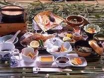 島原半島の食材をふんだんに!【季節のお料理】イメージ写真です。仕入状況で内容が変わります。