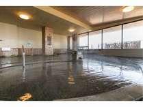2階大浴場、茂吉の湯。