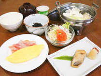 *【朝食全体例】体に優しい和朝食をご用意致します。