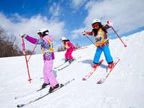 【共通リフト2日券】当館より車で約10分★八幡平リゾート・下倉スキー場でスキー&スノボを満喫プラン