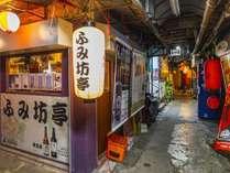 下町の情緒あふれる商店街通り!沖縄のディープな部分に触れてみませんか?