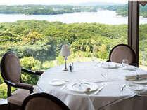 英虞湾が一望のレストラン「ラ・メール」