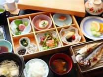 TAISEIKAN朝食