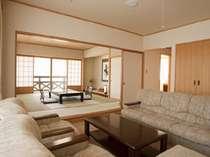 【4階(最上階)の特別室】特別な人と大切な時間を過ごしたいと考えている方にお勧め。