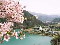 *桜といで湯の城下町「高遠さくらホテル」へようこそ