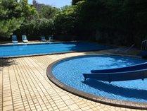 7月1日~9月1日は屋外プールを無料でご利用頂けます。
