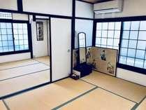 2階和室x2