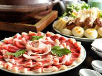 【ぼたん鍋:冬季限定】「のどかな野山」で育った、味わい豊かなしし肉