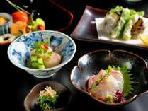 【京懐石-梅-】歴史情緒の漂う京の地で味わう伝統の味