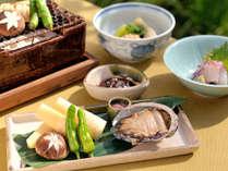 【京竹の子懐石:春季限定】やわらかな甘みと香り豊かな京の春の風物詩「京たけのこ」