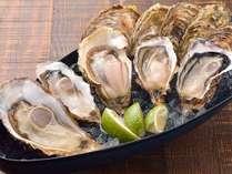 イタリアンな夕食つきプラン 尾道に来て季節の牡蠣を食す