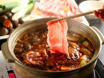 【3/1~5/31】上州麦豚のすき焼き
