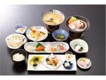 ★当館人気★地の食材をふんだんに使用した品数充分!「竹コース」