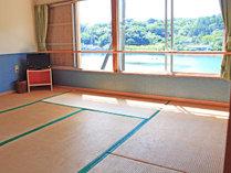 *【和室一例】足を伸ばしてのんびりお寛ぎいただけます。