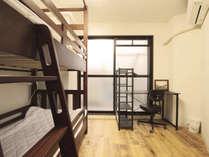 洋室2名部屋