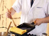選び抜かれた料理人による手作りの品々
